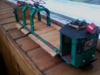 Грузовой трамвай ГМ-63