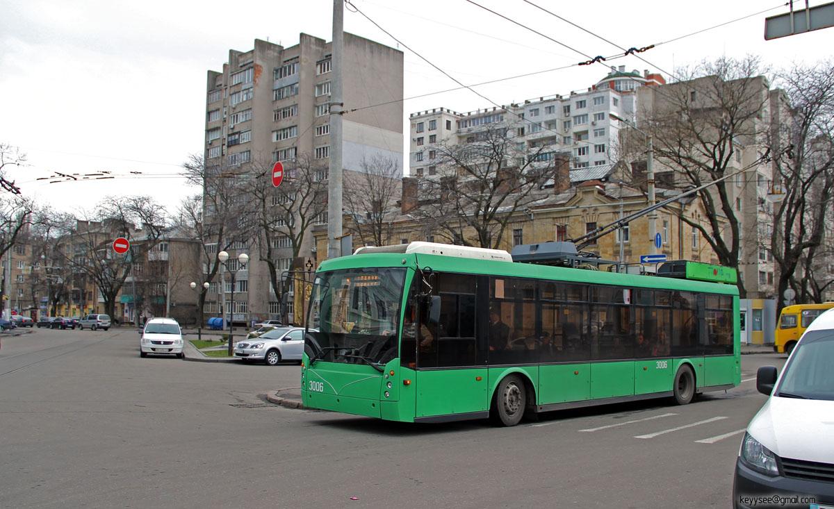 Одесса. ТролЗа-5265.00 №3006