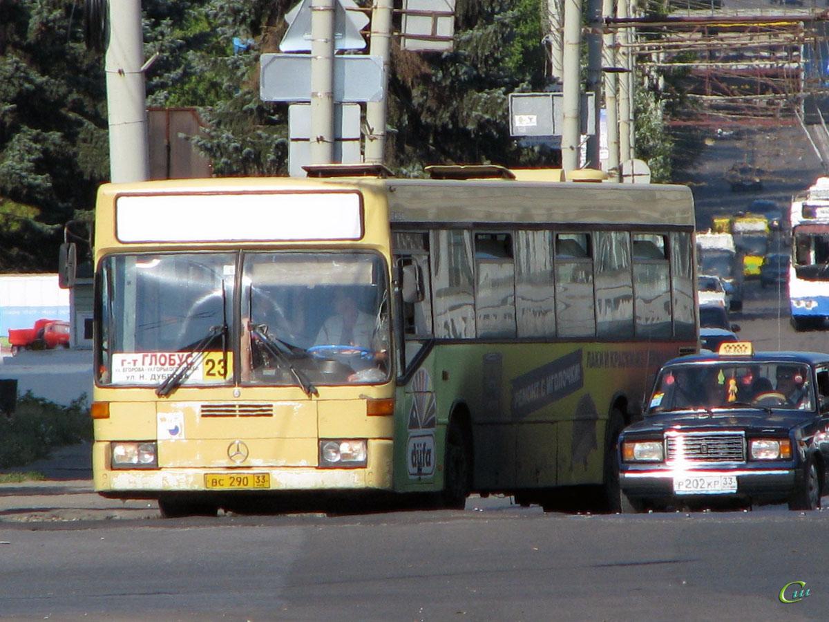Владимир. Mercedes O405N вс290