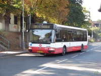 Прага. Renault Agora S/Karosa Citybus 12M AKA 34-91