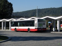 Прага. Irisbus Agora S/Citybus 12M 1A8 8925