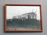 Таганрог. Одни из первых трамваев