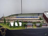 Таганрог. Макет станции Таганрог-II