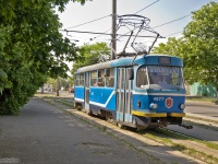 Одесса. Tatra T3SU мод. Одесса №4077