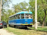 Одесса. Tatra T3SU мод. Одесса №4052