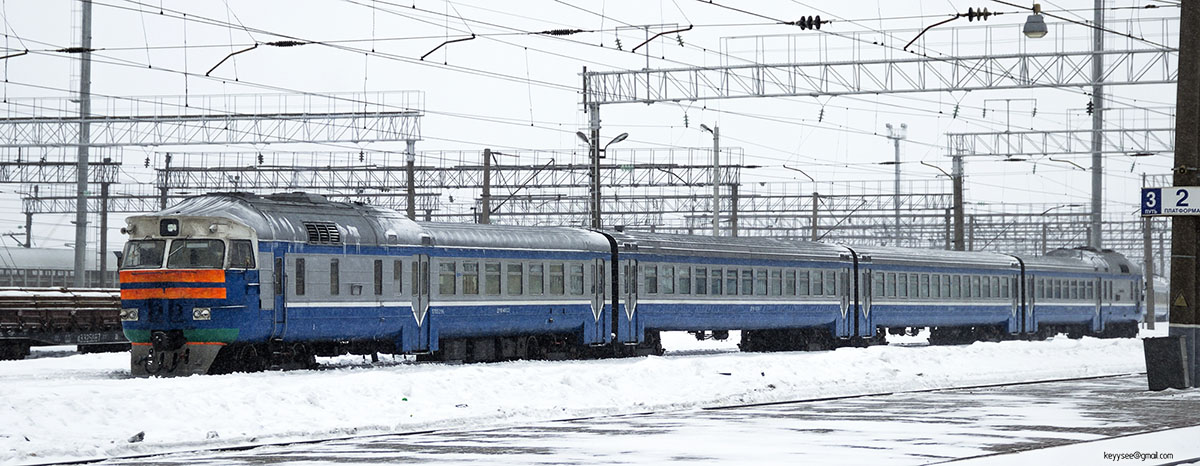 Орша. ДР1П-403