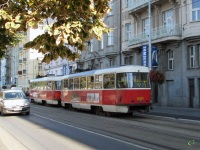 Прага. Tatra T3 №8361