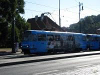Прага. Tatra T3 №8398, Tatra T3 №8399
