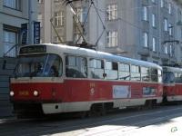 Прага. Tatra T3 №8406