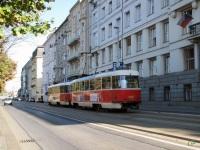 Прага. Tatra T3 №8407