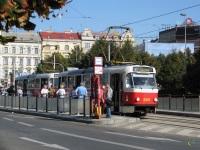Прага. Tatra T3 №8312