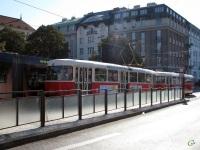 Прага. Tatra T3 №8303