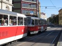 Прага. Tatra T3 №8221