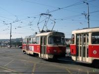 Прага. Tatra T3 №8465