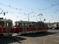 Прага. Tatra T3 №8217