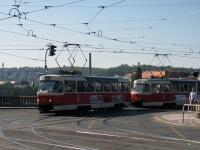 Прага. Tatra T3SUCS №7287