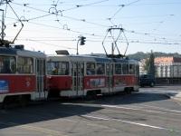Прага. Tatra T3 №8338