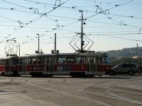 Прага. Tatra T3 №8384