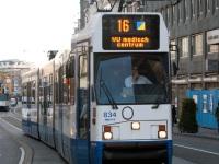 Амстердам. BN/Holec 12G №834