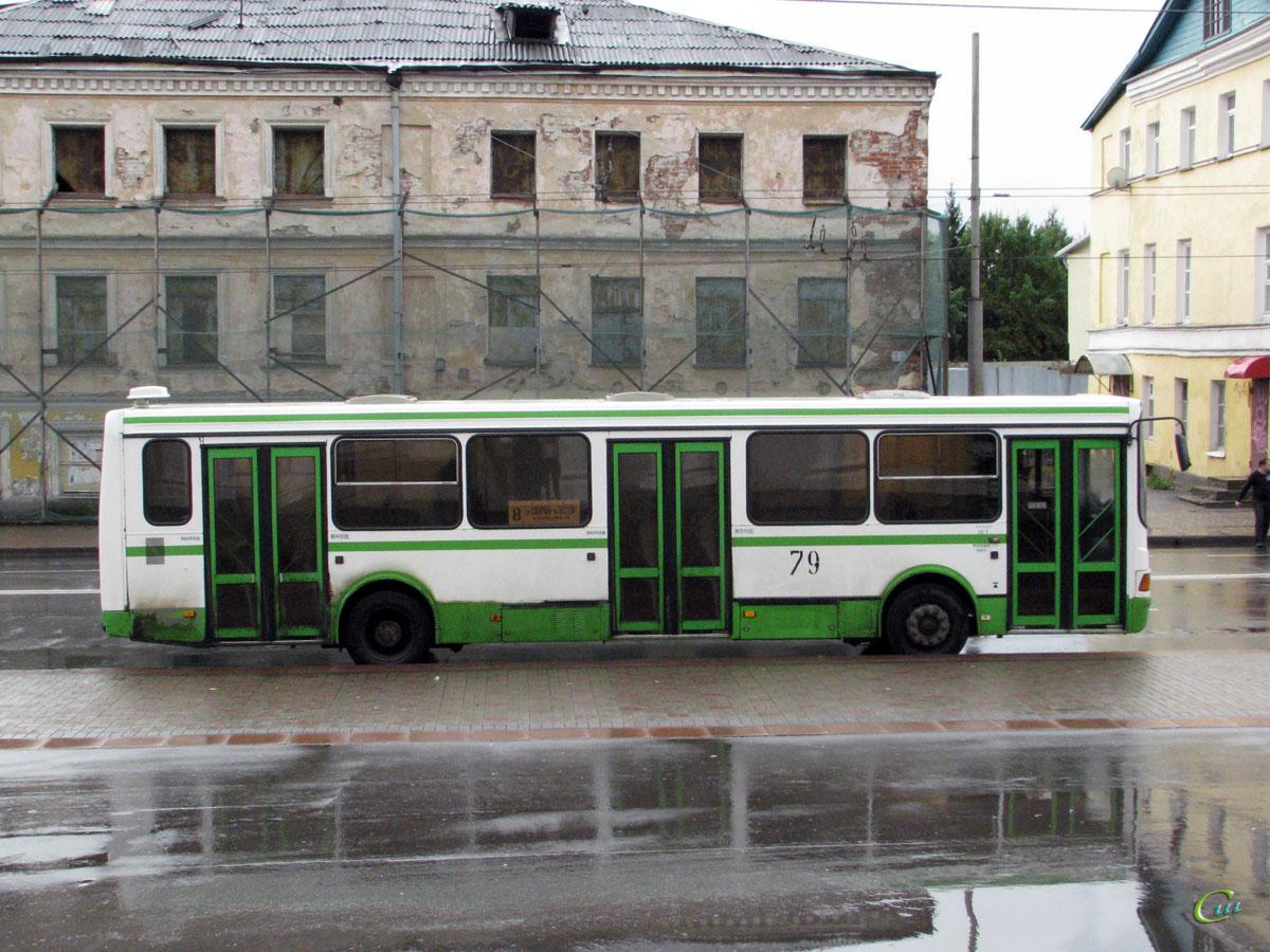 Рыбинск. ЛиАЗ-5256.45 р853км