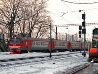 Санкт-Петербург. ЧМЭ3-4770, ЭР2К-1228