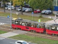 Варшава. Konstal 105N №1360