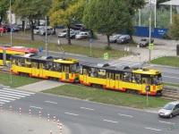 Варшава. Konstal 105Nf №1428, Konstal 105Nf №1427