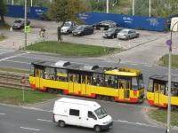 Варшава. Konstal 105Nf №1427