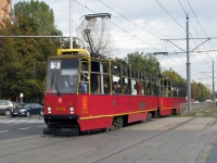 Варшава. Konstal 105Nf №1418, Konstal 105Nf №1417