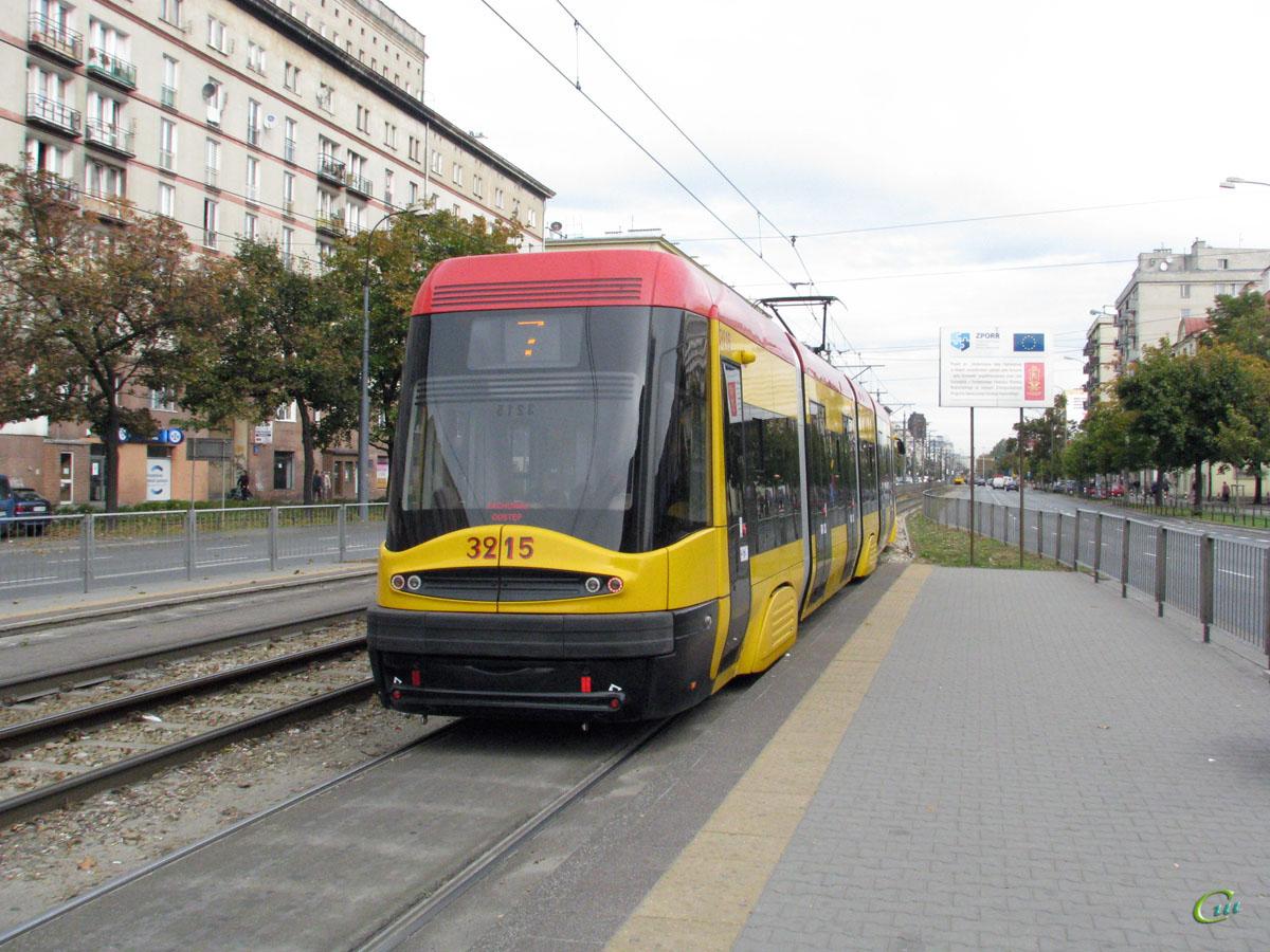 Варшава. PESA 120Na №3215