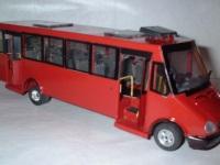 Санкт-Петербург. Автобус Рута-43