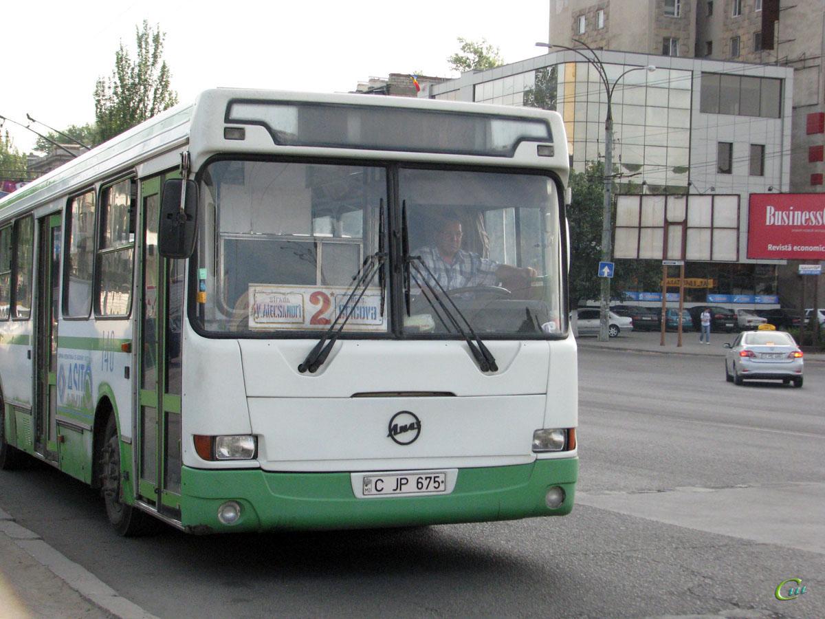 Кишинев. ЛиАЗ-5256 C JP 675