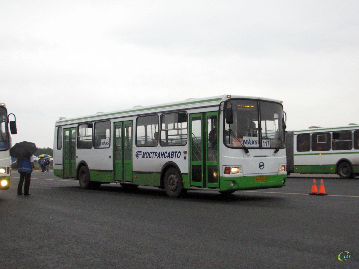 Жуковский. ЛиАЗ-5256.25 еа512