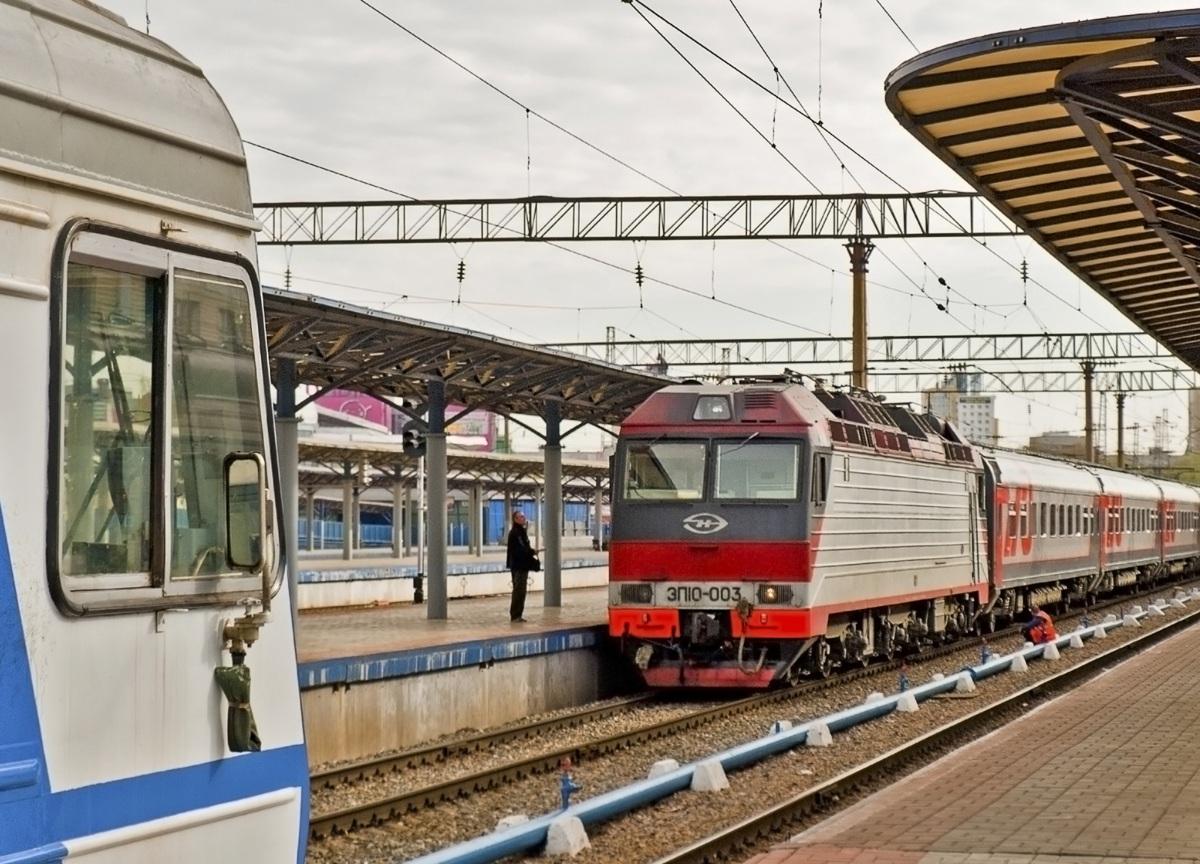 Нижний Новгород. ЭП10-003