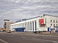 Нижний Новгород. Московский железнодорожный вокзал