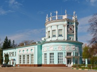 Нижний Новгород. Железнодорожный вокзал станции Родина детской железной дороги