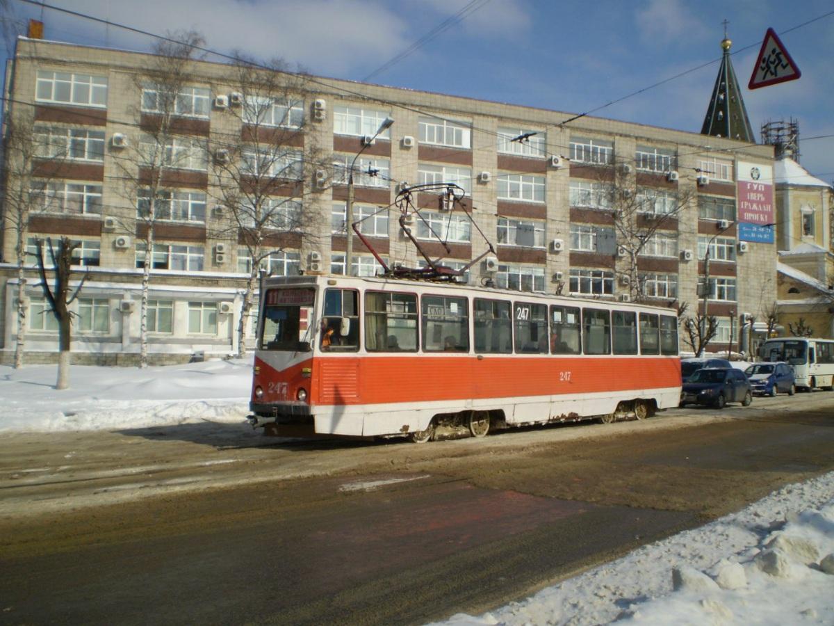 Тверь. 71-605А (КТМ-5А) №247