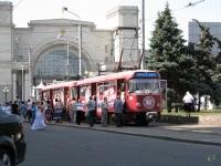 Днепропетровск. Tatra T4 №1457, Tatra T4 №1458