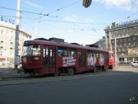 Днепропетровск. Tatra T4 №1458