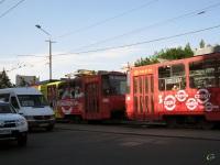 Днепропетровск. Татра-Юг №3007, Татра-Юг №3008