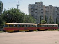 Харьков. Tatra T3 №597, Tatra T3 №594