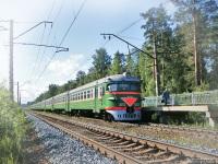 Санкт-Петербург. ЭР2-1025