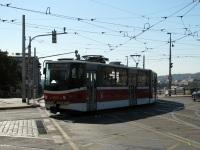 Прага. Tatra KT8D5 №9053