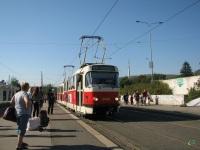 Прага. Tatra T3 №8486