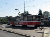 Прага. Tatra T6A5 №8735