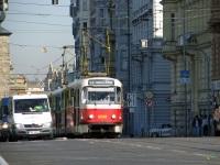 Прага. Tatra T3 №8536