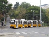 Будапешт. Tatra T5C5 №4050, Tatra T5C5 №4095