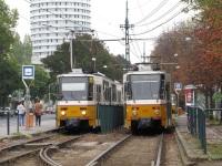 Будапешт. Tatra T5C5 №4314, Tatra T5C5 №4342