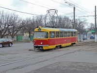 Одесса. Tatra T3SU №4035