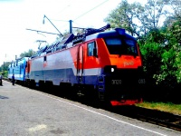 Таганрог. ЭП20-003, ЭП1М-616